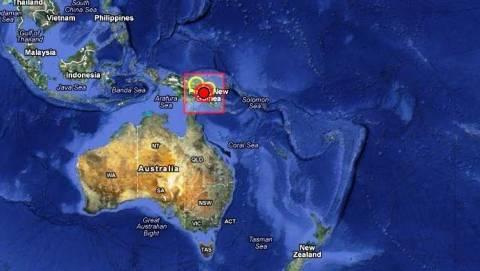 Σεισμός 6,7 Ρίχτερ στη Παπούα – Νέα Γουινέα
