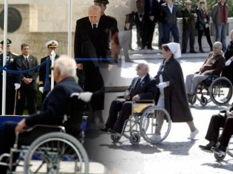 Δεν θα παρελάσουν οι ανάπηροι πολέμου!