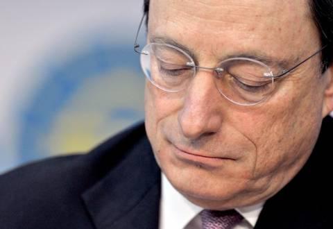Ντράγκι: Αναγκαία η παρέμβαση της ΕΚΤ για τη ρευστότητα
