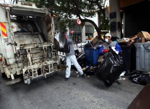 Τέλος η αποκομιδή σκουπιδιών στη Θεσσαλονίκη!