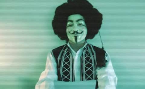 Οι Anonymous χάκαραν την Ελληνοφρένεια!
