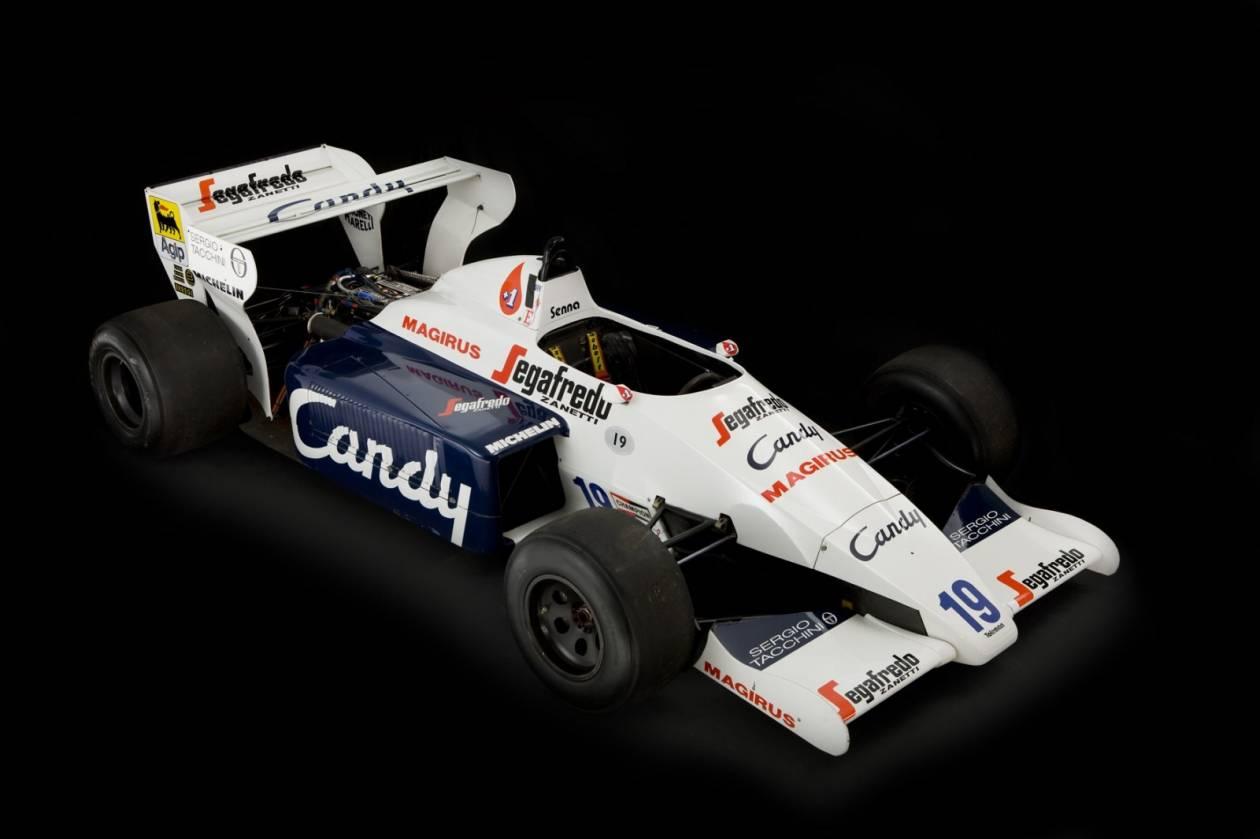 Στο «σφυρί» το πρώτο μονοθέσιο του Senna