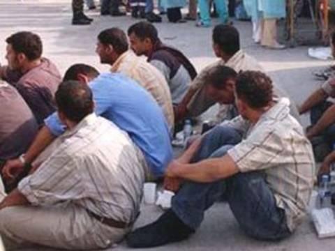Σύλληψη παράνομων μεταναστών σε Πάτρα και Ηγουμενίτσα