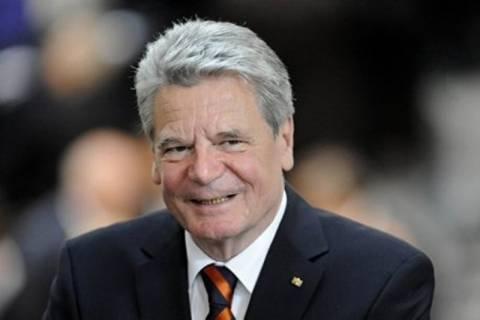 Ορκίστηκε νέος πρόεδρος της Γερμανίας ο Γιόακιμ Γκάουκ