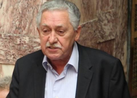 Εκλογές μέχρι τέλος Απριλίου ζητά ο Φώτης Κουβέλης