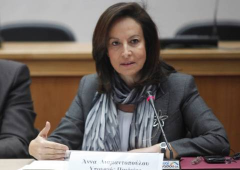 Διαμαντοπούλου: Μετεκλογική συνεργασία με κοινό πρόγραμμα