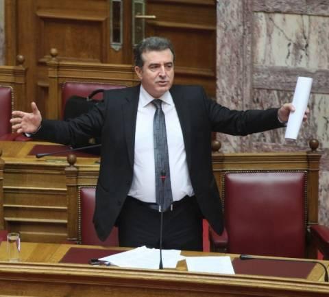 Χρυσοχοΐδης: Όχι στους διαγραφέντες