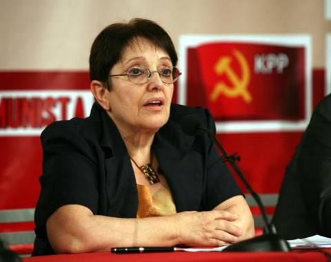 Αλέκα Παπαρήγα: Το ΚΚΕ είναι εγγύηση