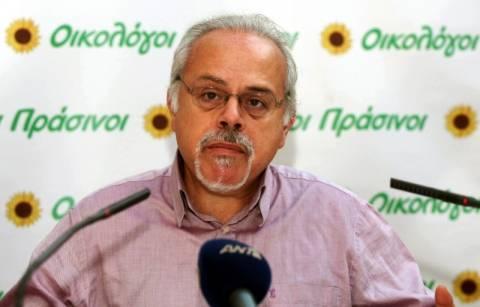 Μιχάλης Τρεμόπουλος - Οικολόγοι Πράσινοι (Α' Θεσσαλονίκης)