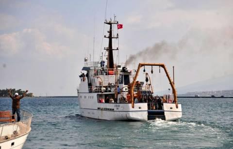 «Επιστημονικές» οι έρευνες του Πίρι Ρέις στο Αιγαίο