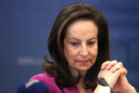 Α. Διαμαντοπούλου: Η Ελλάδα δεν χρειάζεται δεύτερο «κούρεμα»