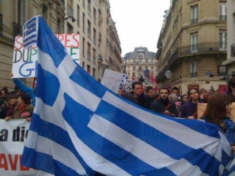 «Είμαστε όλοι Έλληνες» και στην παρέλαση της ομογένειας