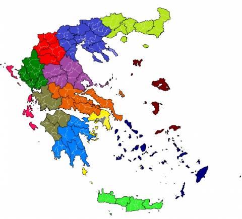 Οι 52 εκλογικές περιφέρειες και η σταυροδοσία