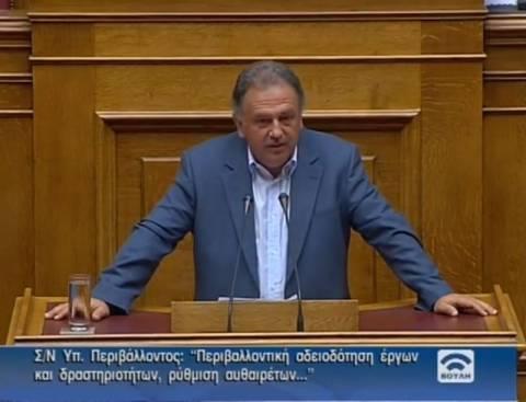 Σπύρος Μοσχόπουλος – ΠΑΣΟΚ (Περιφέρεια Κεφαλληνίας)