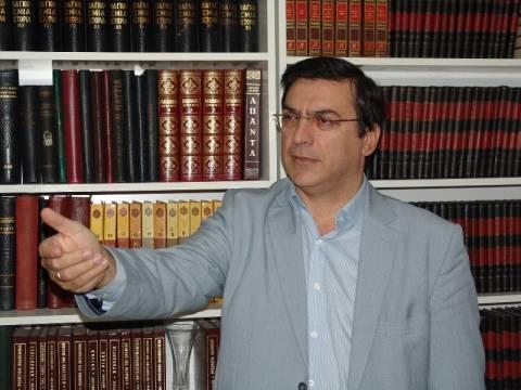 Αλέξανδρος Χρυσανθακόπουλος – ΛΑΟΣ (Περιφέρεια Αχαΐας)