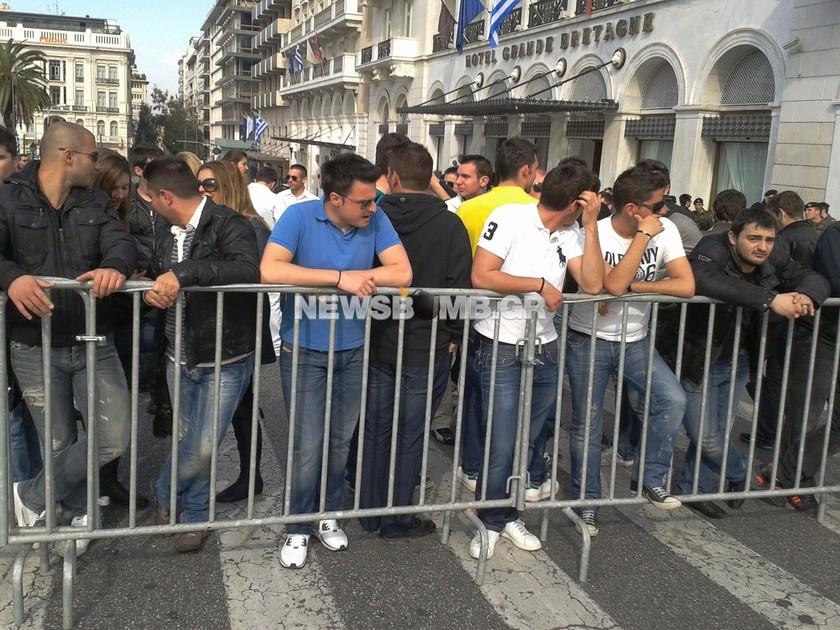 Δρακόντεια μέτρα ασφαλείας για την παρέλαση!