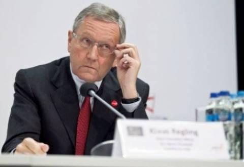 K. Ρέγκλινγκ: Η ενίσχυση του ESM θα καθησυχάσει τις αγορές