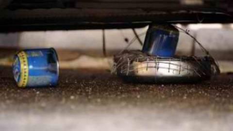 Τρίκαλα: Επίθεση με γκαζάκια στον υποδιοικητή της ΣΜΥ!
