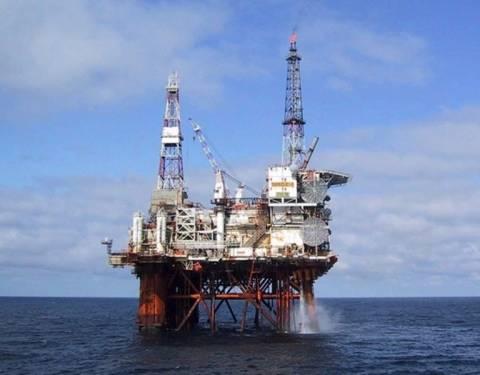 Εκκενώθηκε πλατφόρμα της Total στη Βόρεια Θάλασσα