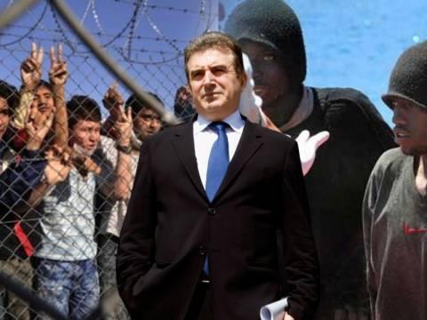 Στα σκαριά 30 κέντρα κράτησης λαθρομεταναστών