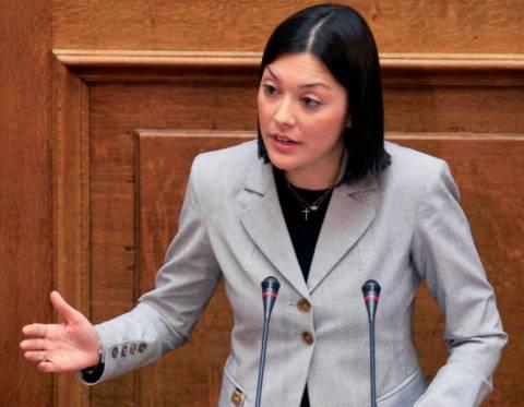 Νάντια Γιαννακοπούλου - ΠΑΣΟΚ (Περιφέρεια Μεσσηνίας)