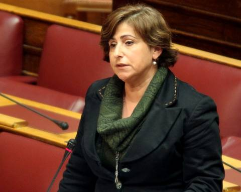 Σοφία Καλαντίδου - ΚΚΕ (Α' Θεσσαλονίκης)