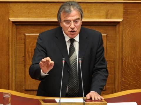 Δ. Λιντζέρης: Όχι σε συνεργασία ΠΑΣΟΚ - ΝΔ