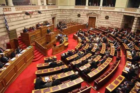Θα καθυστερήσει να κλείσει η Βουλή
