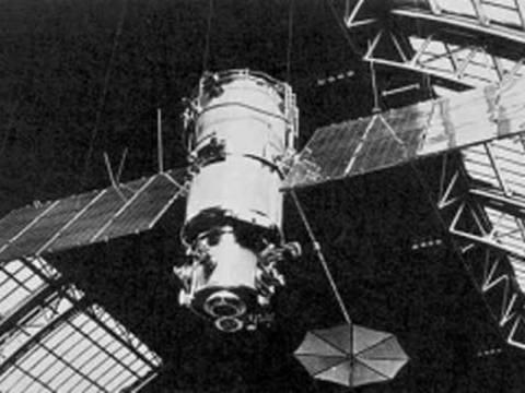 Στην Ανταρκτική έπεσε ρωσικός μετεωρολογικός δορυφόρος