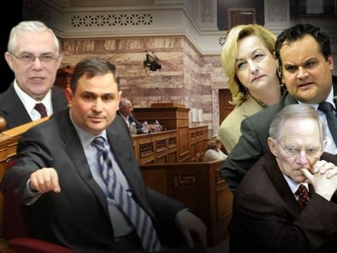 Βουλή: Ψήφισαν την οικονομική μας σκλαβιά