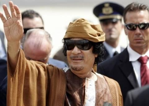 Κατέσχεσαν την περιουσία του Καντάφι ύφους 1,1 δισ. ευρώ