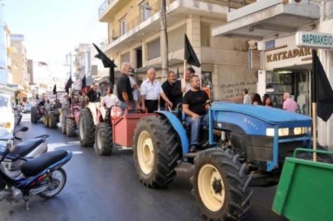 Δικάζονται αγρότες για επεισόδια σε συγκέντρωση το 2006