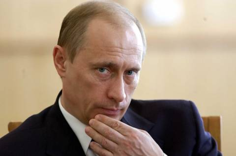 Ο Πούτιν το Πάσχα στο Άγιο Όρος