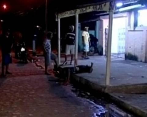 Δημοσιογράφος κατέγραψε πυροβολισμό στο κεφάλι την ώρα του ρεπορτάζ