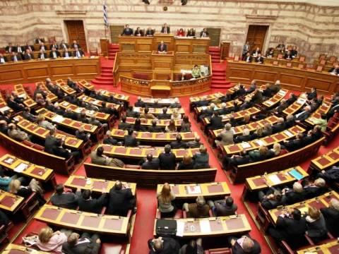 Μνημονιακές υποχρεώσεις καθυστερούν την διάλυση της Βουλής