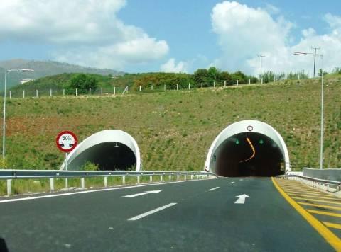 Εγνατία Οδός Α.Ε: Διακοπή κυκλοφορίας σε τμήμα της λόγω εργασιών
