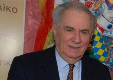 Δήλωση Σαμαρά για τον θάνατο του πρώην υπουργού Γ. Βασιλειάδη