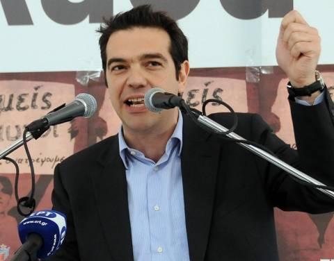 ΣΥΡΙΖΑ: Με ευρωπαϊκό «αέρα» ξεκινά η προεκλογική εκστρατεία