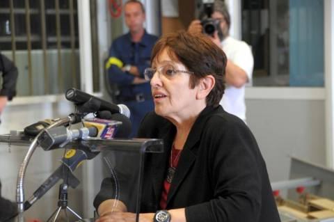 Σε προεκλογικό πυρετό η Αλέκα Παπαρήγα