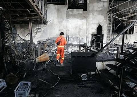 Ένας νεκρός από πυρκαγιά στην Ταϋλάνδη