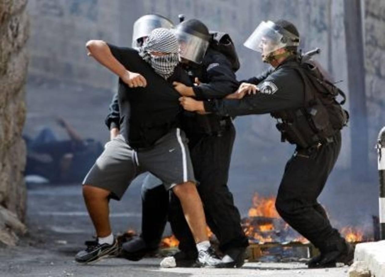 Συνελήφθησαν τρεις Παλαιστίνιοι για κατάληψη κτιρίου