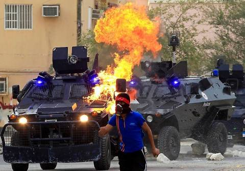 Μπαχρέιν: Βίαιη καταστολή των συγκεντρώσεων κατά της διεξαγωγής της F1