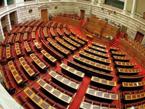 «Αγώνας δρόμου» της Βουλής έως τη Μ. Τετάρτη