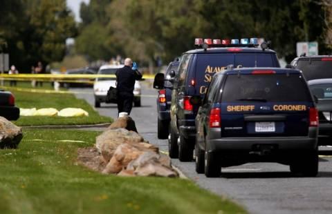 Επτά οι νεκροί από το μακελειό στο Όκλαντ