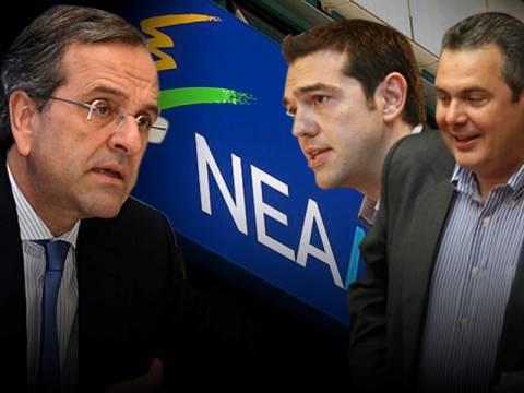 ΝΔ: Αποδόμηση Καμμένου μέσω…ΣΥΡΙΖΑ