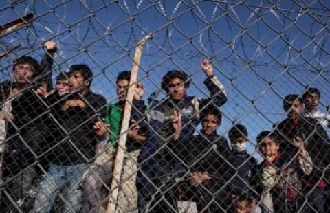 Διεθνής Αμνηστία: «Έσχατη επιλογή τα κέντρα υποδοχής των μεταναστών»