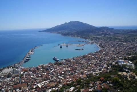 WSJ: «To διεφθαρμένο νησί της Ζακύνθου»