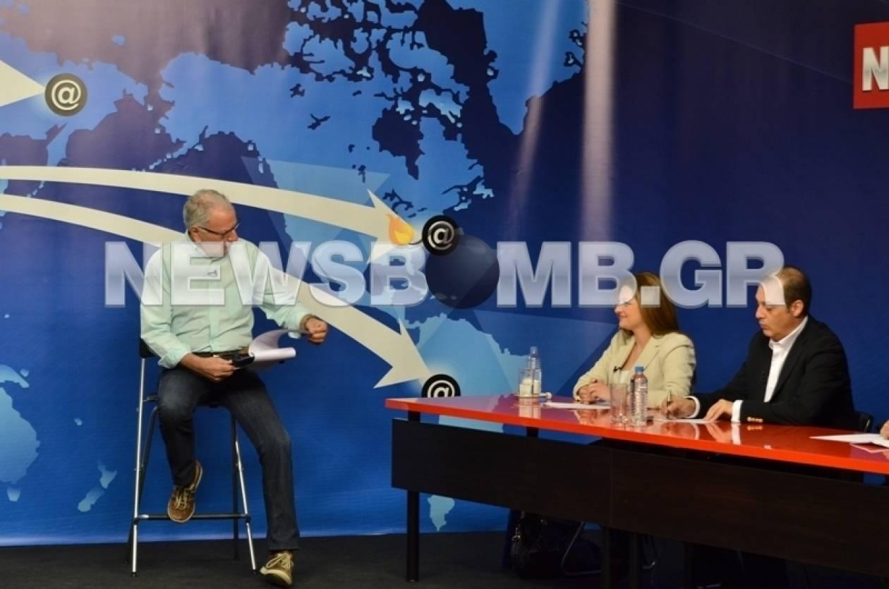 Μυστική συνάντηση με Μανιάτη αποκάλυψε ο Κ. Βελόπουλος