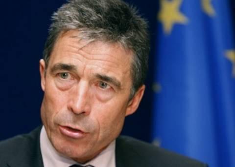 Ράσμουσεν: Το ΝΑΤΟ απέκλεισε επίθεση σε Συρία και Ιράν