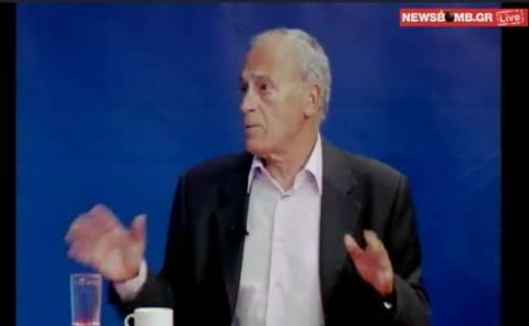 Δημαράς: Συζητάμε με το ΣΥΡΙΖΑ